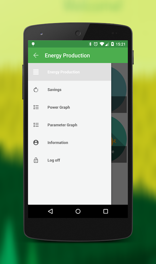 Energy Monitoring App : Energy monitor android apps on google play