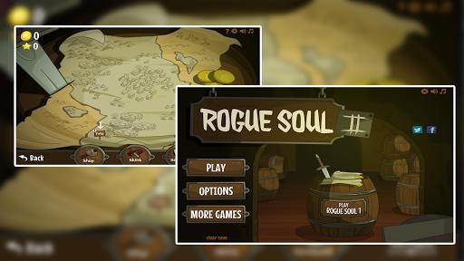 Rogue Soul 2: Side Scrolling Platformer Game 1.0.0 screenshots 1