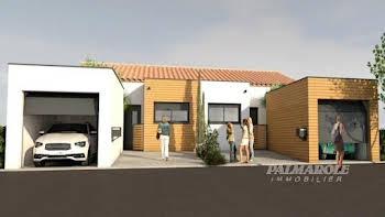 Villa 3 pièces 62,76 m2