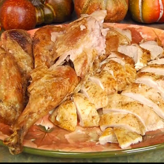Basic Fried Turkey