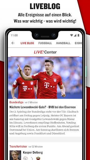 kicker Fußball News 6.6.0 screenshots 4