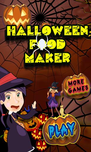 Halloween food zombie party