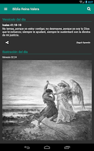 Download Biblia Reina Valera con Ilustraciones For PC Windows and Mac apk screenshot 14