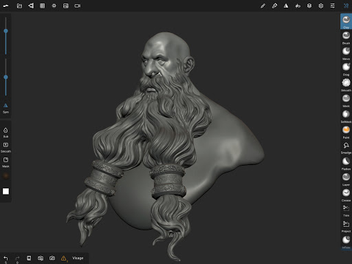 Nomad Sculpt screenshots 16