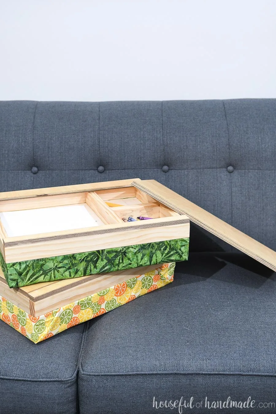 """4 Easy DIY Lap Desk Designs for Your """"Moveable"""" Home Office"""