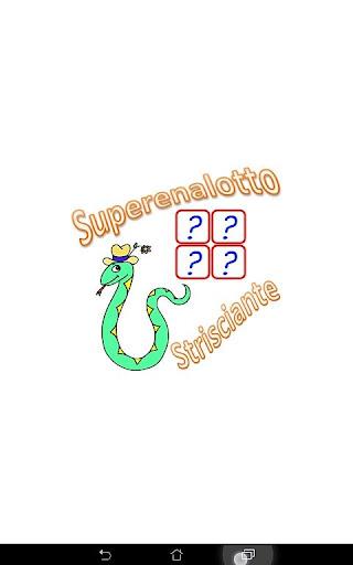 Striscia il Superenalotto