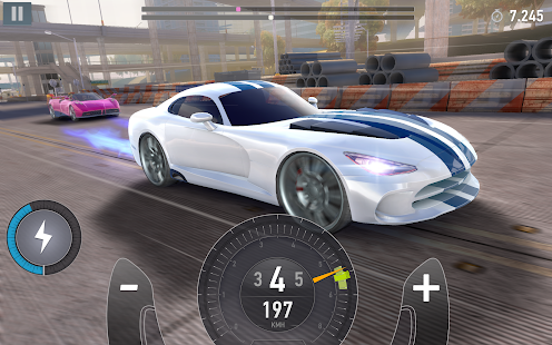 Game Top Speed 2: Drag Rivals & Nitro Racing APK for Windows Phone