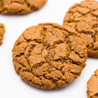 Gluten-free Peanut Butter Cookies (grain-free, dairy-free).