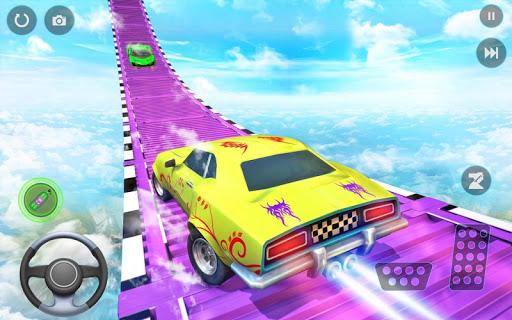 Crazy Mega Ramp Car Racing Game - Car Games 2020 android2mod screenshots 4