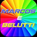 Marcos e Belutti palco letras icon