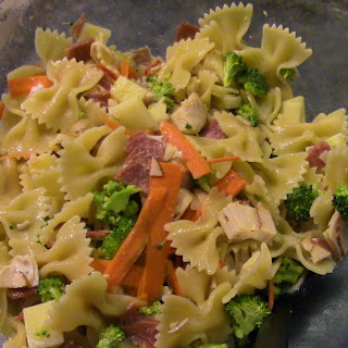 Organic School Lunch Pasta