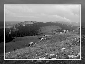 Photo: Aiguilles de Baulmes depuis le Suchet
