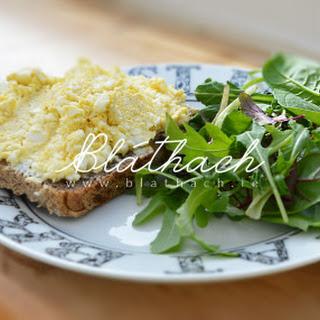 Classic Egg Salad (egg filling).