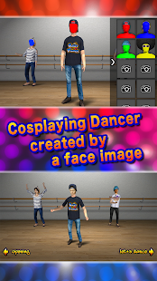 SnapDance -pik's be a dancer-- screenshot thumbnail