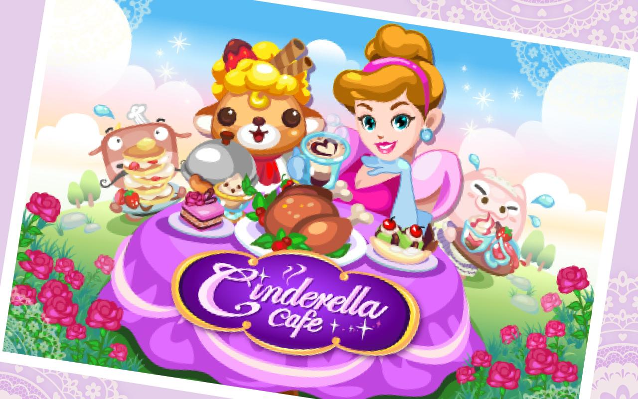 Cinderella Cafe- screenshot