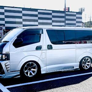 ハイエース TRH200V S-GLのカスタム事例画像 y pro【東京箱愛會】さんの2020年12月27日11:48の投稿