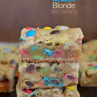Blonde Brownies Without Chocolate Chips Recipes.