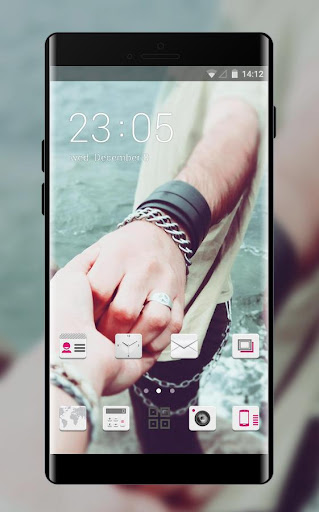 Download Love theme for Alcatel U5 HD wallpaper Google Play