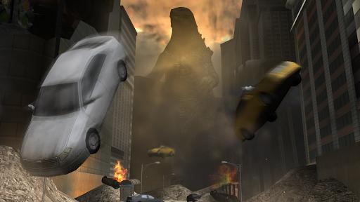 Godzilla: Strike Zone screenshot 5