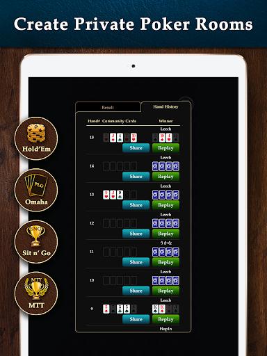 Pokerrrr2: Poker with Buddies - Multiplayer Poker 3.8.10 screenshots 8