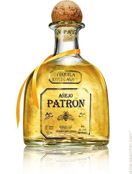Logo for Patron Anejo
