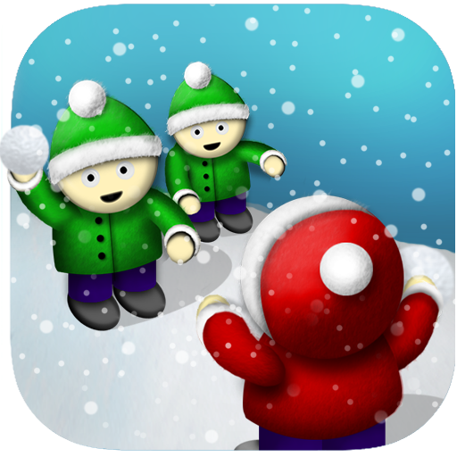 Snowball Fighters  - Winter Snowball Game