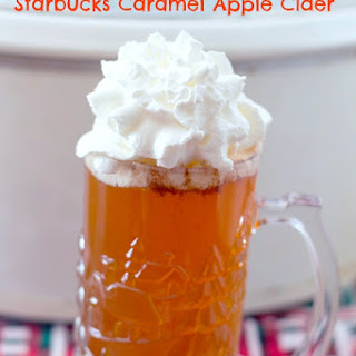 Crock Pot Starbucks Caramel Apple Cider