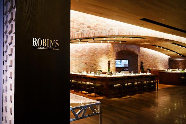 台南 晶英酒店 -  ROBIN'S牛排館鐵板燒 [鐵板燒]