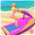 Jet Ski Driving Simulator icon