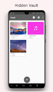 Hide photo,video and audio:Music Player Vault Apk Download for Android 3