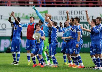 Fanshop AA Gent leeggeroofd, maar ook primeur voor de fans!