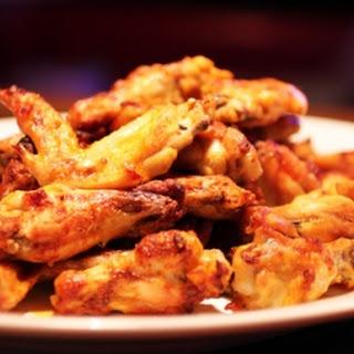 Garlic-Parmesan Buffalo Wings