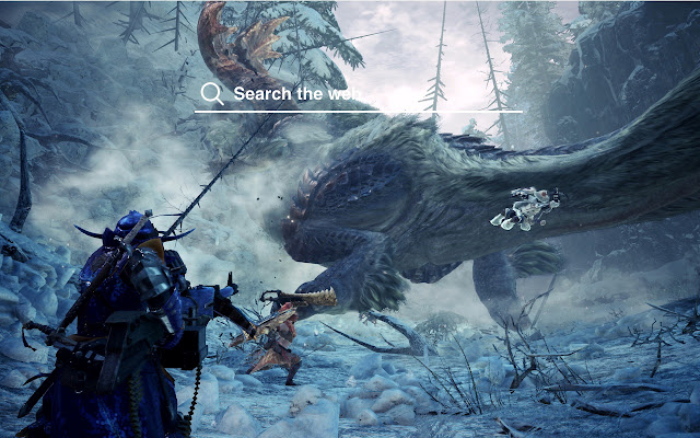 Monster Hunter Hd Wallpapers Game Theme