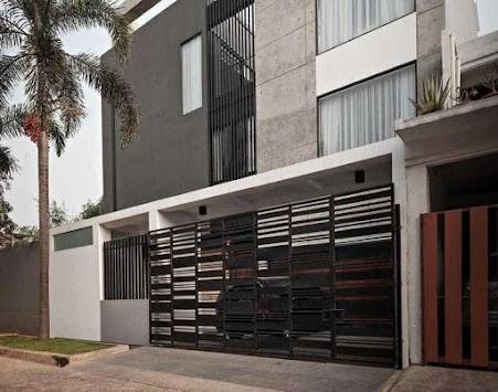 Download Desain Pagar Rumah Minimalis Modern APK latest version app