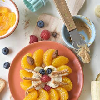 Kid Breakfast Lion Toast Recipe