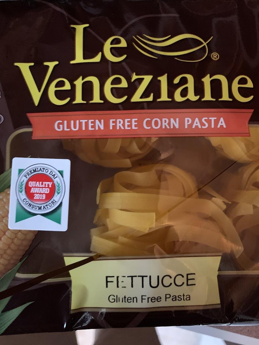 Gluten Free Fettuccine