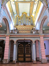Photo: Organ in old cathedral
