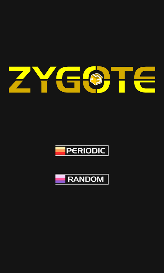 Zygote- screenshot