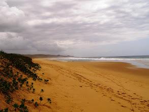 Photo: Tachobanine beach, Indian Ocean