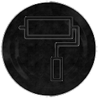 Black Painting - CM13 theme icon