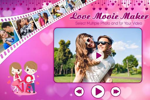 Love Photo Video Maker with Music 1.3 screenshots 1