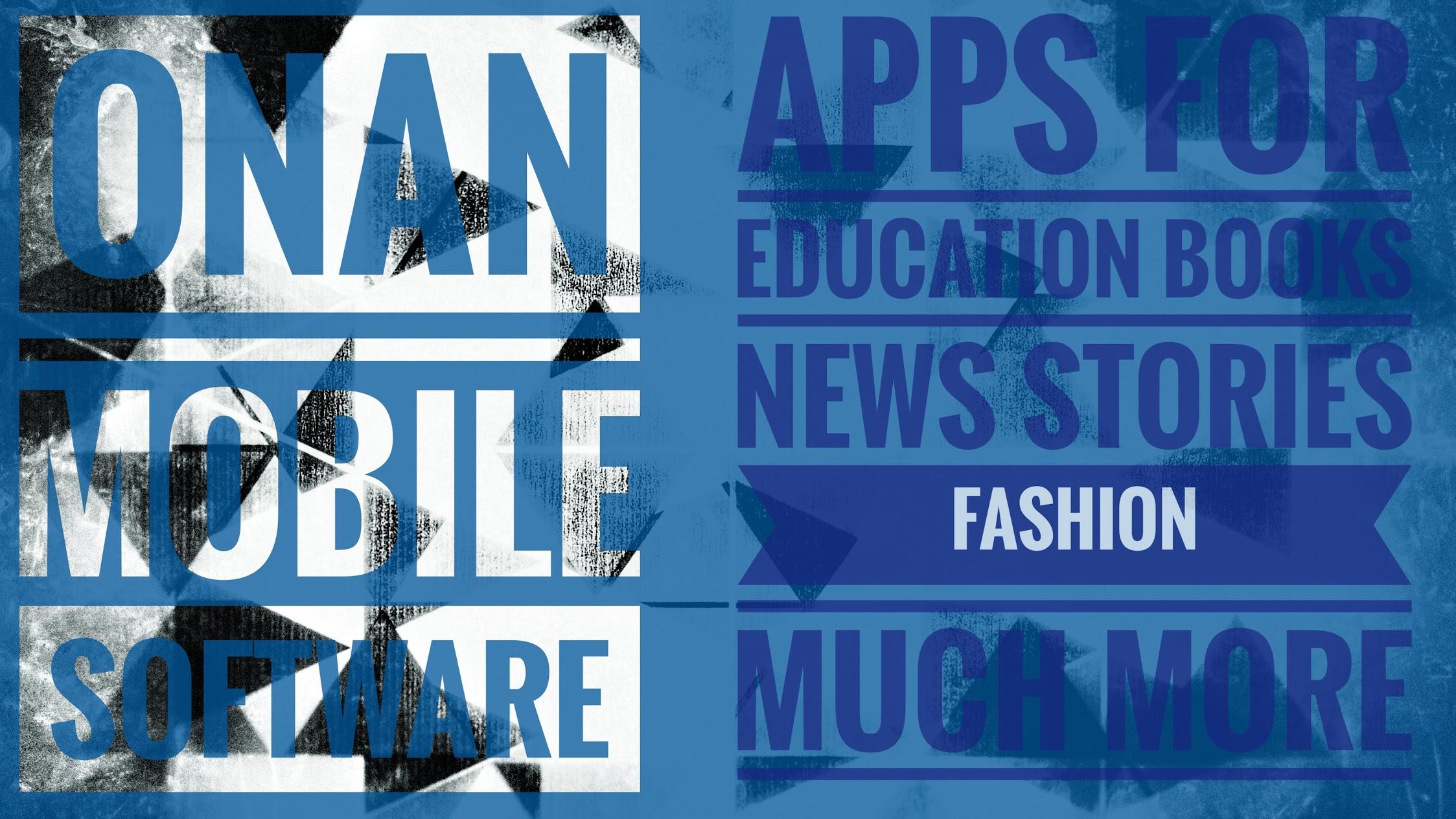 ONAN Mobile Software