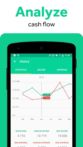 CoinKeeper: expense, money manager, budget planner screenshot