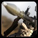 Rocket launcher sound icon