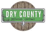 Logo for Dry County Brewing Company