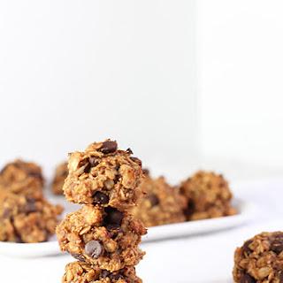 One Bowl Healthy Breakfast Cookies