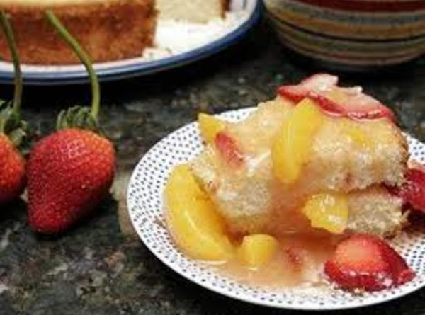 Summer Shortcake Supreme Recipe