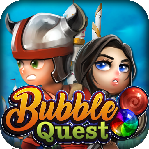 Bubble Burst Quest: Epic Heroes & Legends Android APK Download Free By Bubble Quest & Free Bubble Pop By Difference Games
