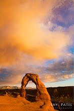 Photo: Arches National Park, Utah (U), USA