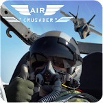 AirCrusader: Jet Fighter Game, Air Combat Command 1.3.2